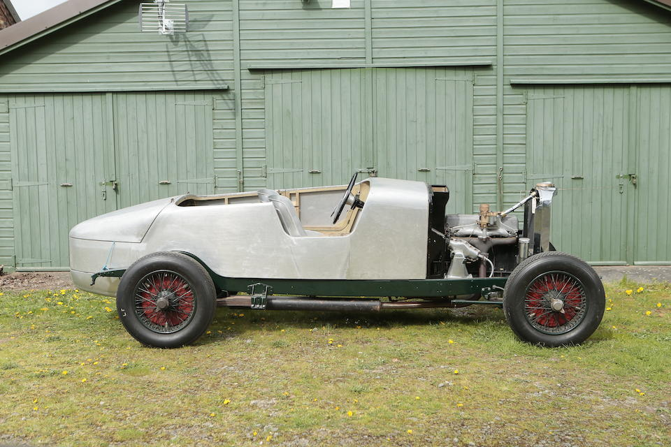 Property of a deceased's estate,1933 Talbot AV105 'Alpine Replica' Tourer  Chassis no. 35271 Engine no. 105BI89