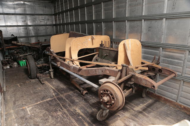 1939 Salmson S4E Tourer Project  Chassis no. to be advised