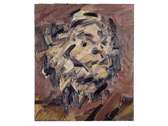 Frank Auerbach (British, born 1931) Head of J.Y.M. 1992