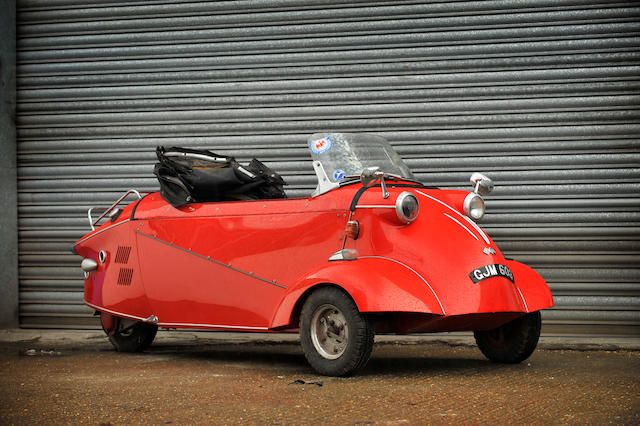 Property of a deceased's estate,1960 Messerschmitt KR201 Roadster Replica  Chassis no. 75766