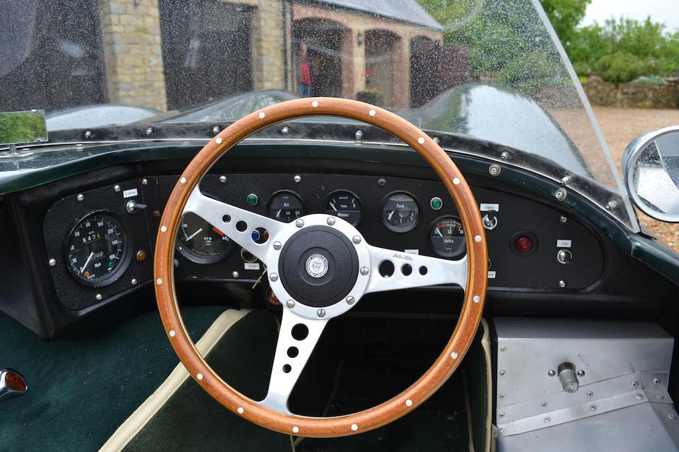 1983 Jaguar D-Type Replica  Chassis no. SAFFAALP3CC375280 Engine no. 8L1159-S