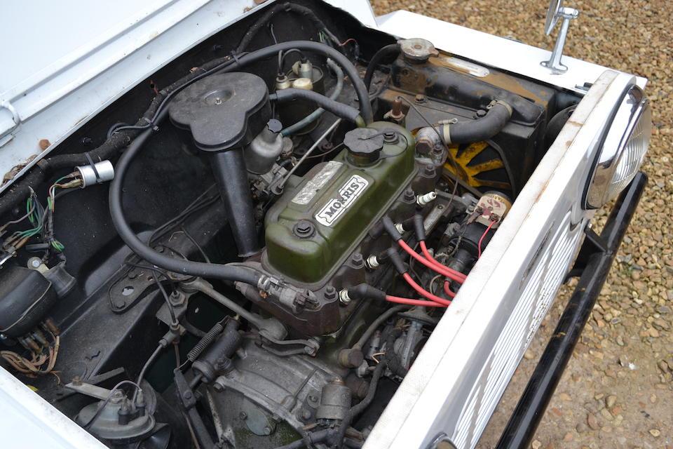 1970 Morris Mini Moke  Chassis no. AB000630L813295 Engine no. 8AC-UH3497