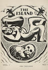 BARD (JOSEF, editor) The Island. A Quarterly, Vol. 1, no.1-4 in 3 (as issued), 1931; and other periodicals (18)