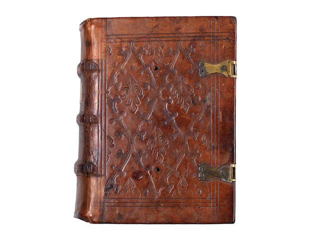 ILLUMINATED MANUSCRIPT - BREVIARY [Cistercian] Pars aestivalis, manuscript on vellum, in Latin, [Germany or Eastern France, thirteenth century to 1491]