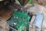 1960 Austin-Healey Sprite Mkl Roadster Project  Chassis no. AN5 42499