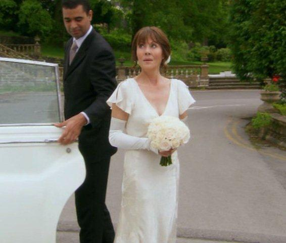 A Sarah Jane Adventures, Series 3, Episodes 5 & 6: Elisabeth Sladen as Sarah Jane Smith, a complete costume, 2009, 4