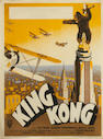 King Kong, RKO Pictures, 1933,