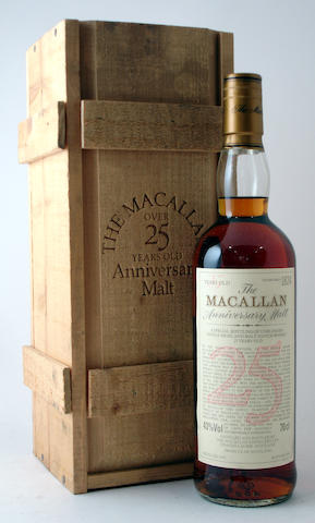 The Macallan-25 year old 1975
