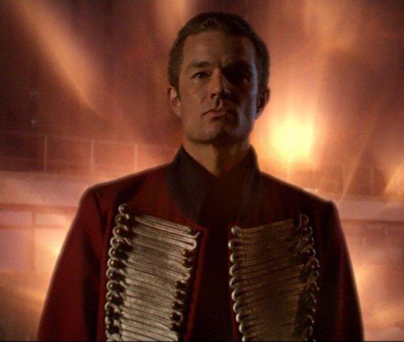 Torchwood, Series 2, Episode 1 'Kiss Kiss, Bang Bang': James Marsters as Captain John Hart, 2008, 3