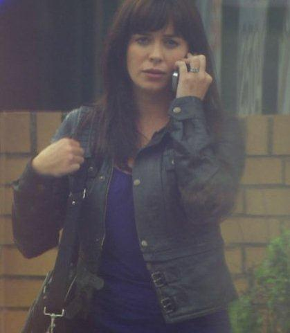 Torchwood, Series 3, Episode 5: Eve Myles as Gwen Cooper, a costume, 2009, 3