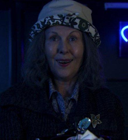 The Sarah Jane Adventures, Series 4, Episode 2 'The Nightmare Man': Elisabeth Sladen as Sarah Jane Smith, a complete costume, 2010, 7