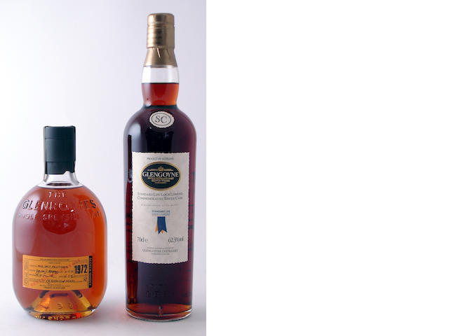Glenrothes-1972Glengoyne Single Cask