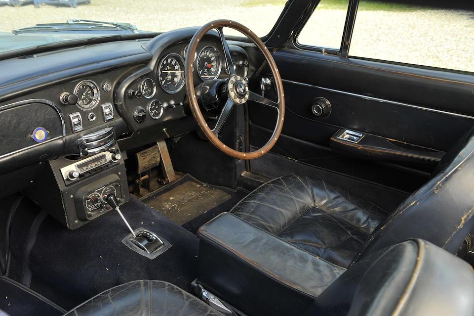 1966 Aston Martin DB6 MkI Saloon  Chassis no. DB6/2563/R Engine no. 400/2461