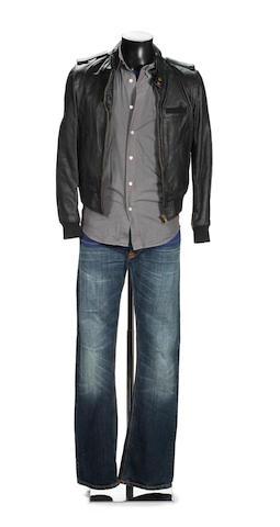 Torchwood, Series 2, Episode 5 'Adam': Bryan Dick as Adam Smith, a costume, 2008, 5