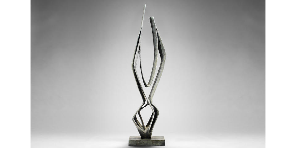 HEPWORTH, FRINK, LOWRY, VAUGHANS & O'CONOR WORKS FROM BURTON COLLECTION