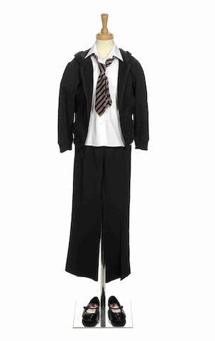 Sarah Jane Adventures, Series 5: Sinead Michael as Sky, a school uniform, 2011, 7
