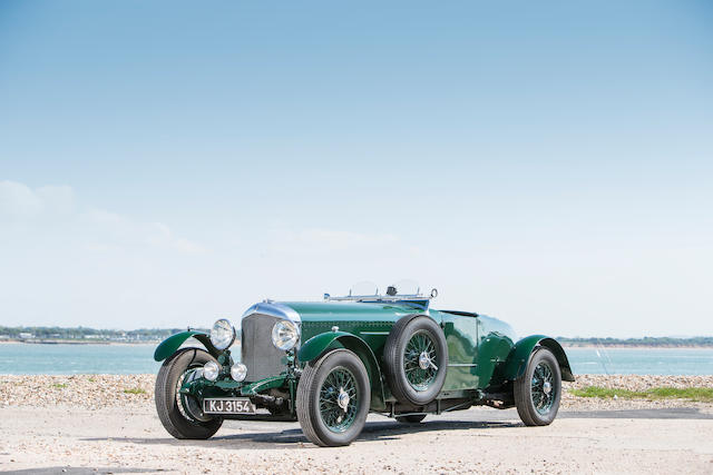 1931 Bentley 8-Litre Sports  Chassis no. YM 5042 Engine no. YM 5042