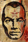 Shepard Fairey (American, born 1970) Big Brother 2007