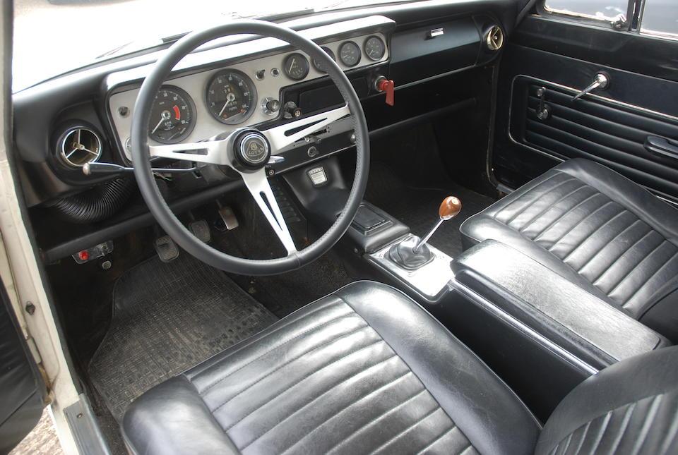 1966 Ford Lotus Cortina MkI Sports Saloon  Chassis no. BA74EK59827 Engine no. LP4408LB-A