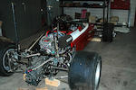 The Ex-Steve Millen,1972 Chevron-Ford B20 Racing Single-Seater  Chassis no. B20-72-9