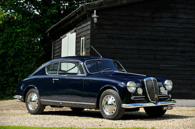 1958 Lancia Aurelia B20GT 6th-Series Coupé  Chassis no. B20 3953 Engine no. B20 5345