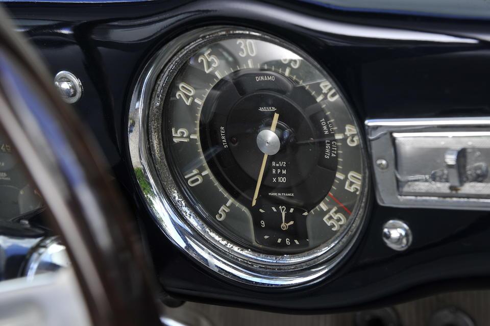 1958 Lancia Aurelia B20GT 6th-Series Coupé  Chassis no. B20 3953 Engine no. B20 5345