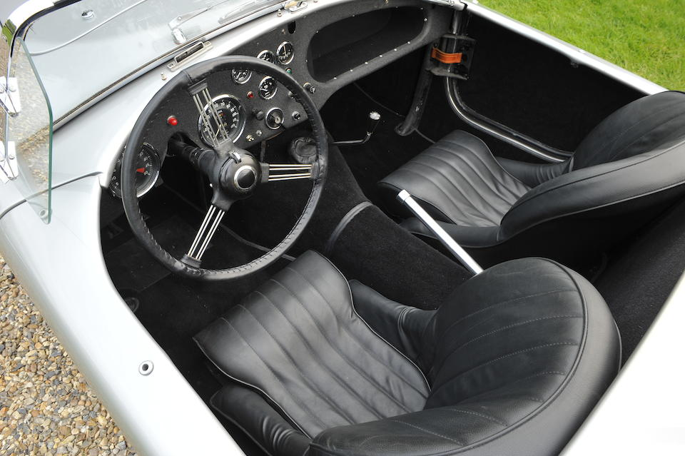 1958 AC Ace Roadster  Chassis no. AEX416 Engine no. CL 2347 WT