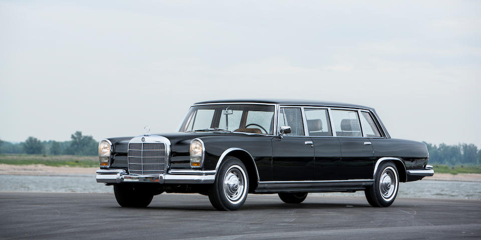 MERCEDES LIMOUSINE ONCE OWNED BY COLLEAGUE OF CHAIRMAN MAO TO SELL AT BONHAMS STUTTGART SALE