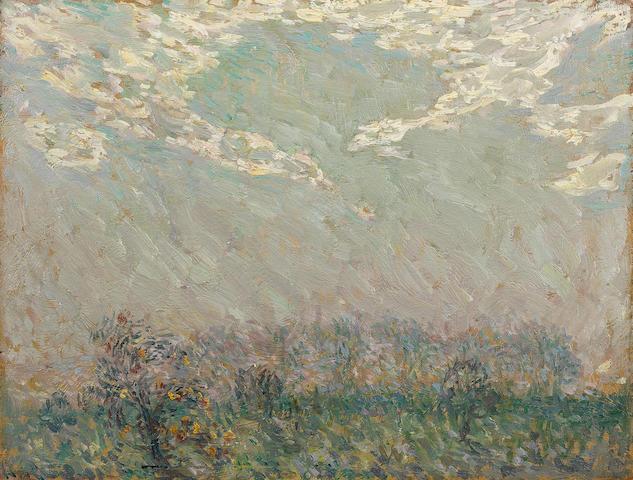 Henri Le Sidaner (French, 1862-1939) Ciel