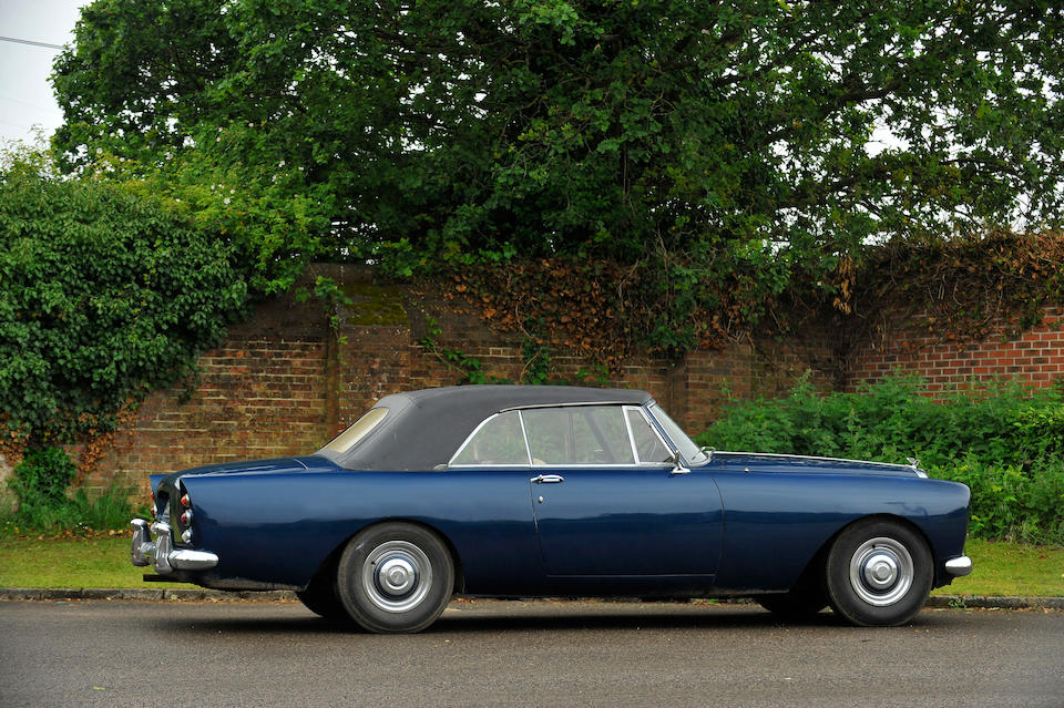 The property of Ron Moody,1961 Bentley Continental Drophead Coupé  Chassis no. BC6CZ Engine no. C6BC