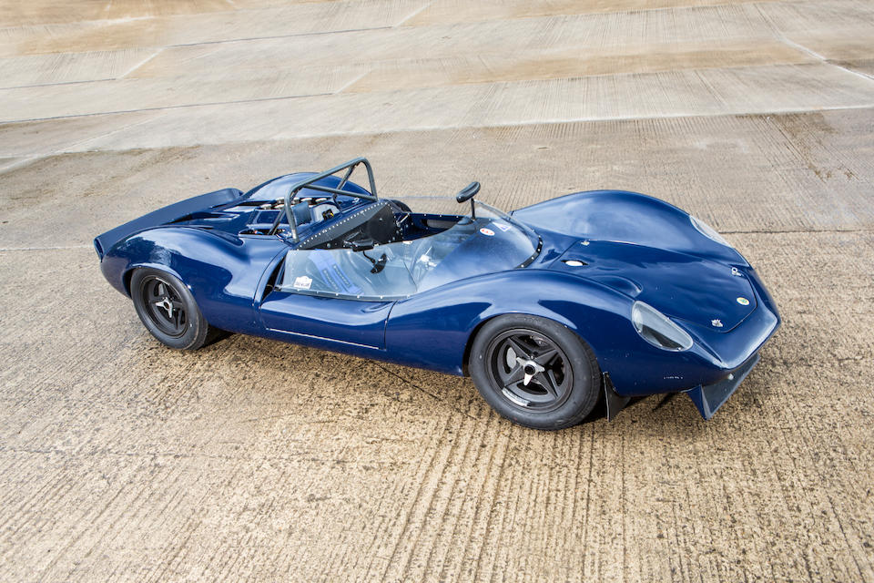 Ex-Duchess Auto/Lotus East USA, Jerry Crawford, Simon Hadfield,1964 Lotus 30 Mk 1 Two Seater Sports Racer  Chassis no. 30/L/15