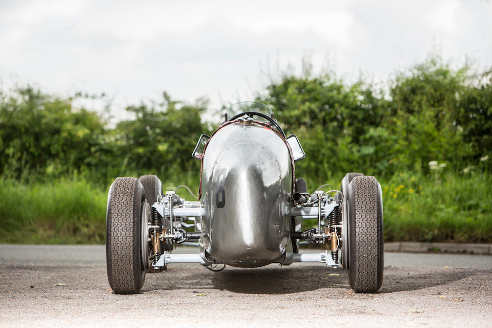 The Ex-George Abecassis,1937 Alta Supercharged Voiturette Racing Single-Seater  Chassis no. 61IS Engine no. 61IS (See Text)