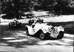 The ex-Norman Wisdom,1937 Jaguar 2½-Litre Roadster  Chassis no. 18064 Engine no. 252321