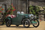 The ex-works, Samuelson/Kindell, Le Mans 24 Hours,1930 MG M-Type Midget 'Double Twelve' Le Mans Sports  Chassis no. 2M 1647 Engine no. 1403 A