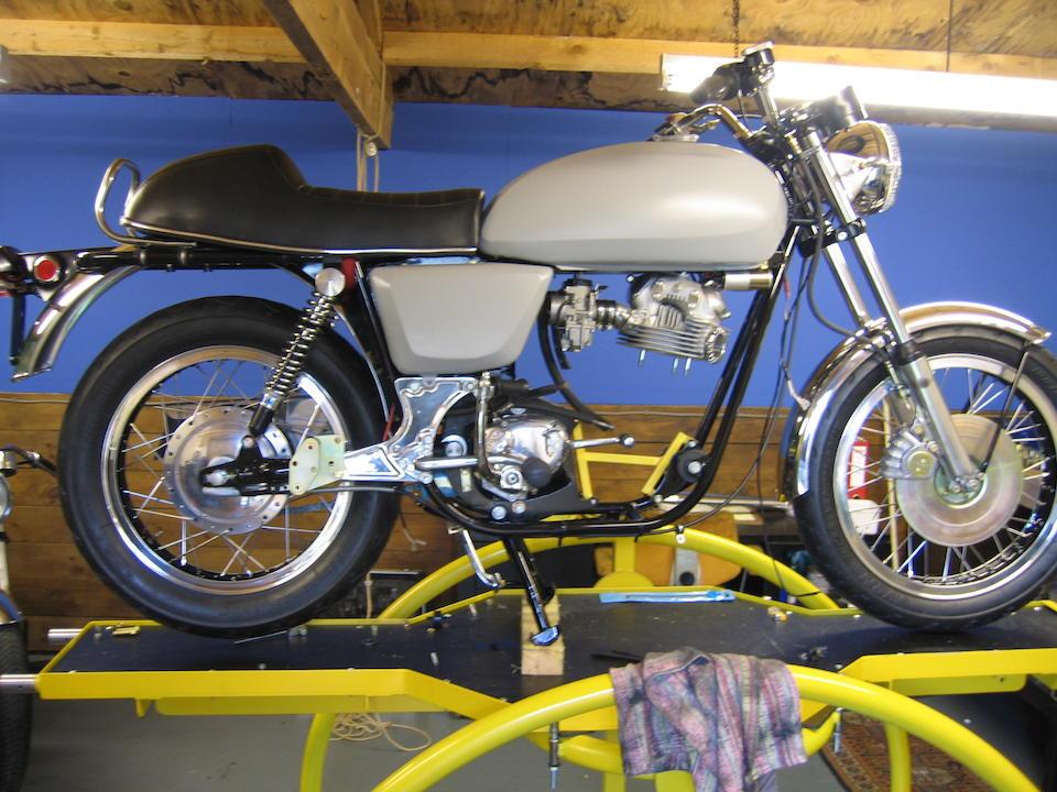 Property of a deceased's estate,1974 Norton Commando 850 Frame no. 315489 Engine no. 315489
