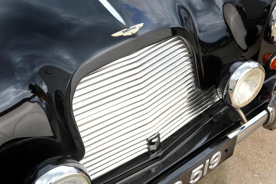 1956 Aston Martin DB2/4 MkII 3.7-Litre Coupé  Chassis no. AM300/1185 Engine no. 370/PP300/1185