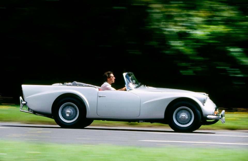 Multiple concours-winning,1963 Daimler SP250 Roadster  Chassis no. 101553 Engine no. 97382