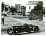 The ex Le Mans and RAC Tourist Trophy, M.F.L. Falkner/TommyClarke – ex Mille Miglia, E.R. Hall/Marsden – ex Targa Abruzzo, Count 'Johnny' Lurani/GildoStrazza – ex Derrick Edwards Morntane Engineering,1935 Aston Martin Ulster Competition Sports  Chassis no. B5/549/U Engine no. B5/549/U (see text)