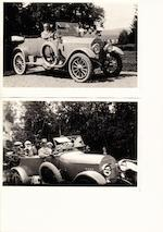 Formerly the property of Rudolf Lilljeqvist,1915/1919 Mercedes 22/50hp Open Tourer Chassis no. 17-759 Engine no. 25-546