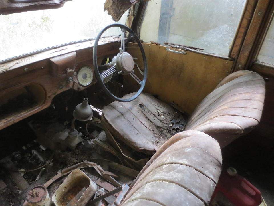 1946 Alvis TA14 Shooting Brake Project  Chassis no. 20610 Engine no. 20610