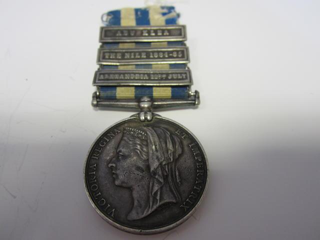 Egypt 1882-89,