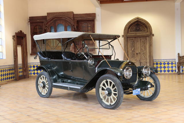 1913 Overland Model 71 Tourer  Chassis no. 2731 Engine no. 2731