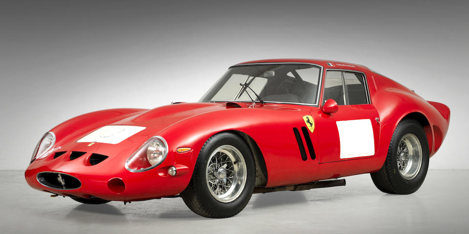 Ten Important Motor Cars from the Maranello Rosso Collection for Sale at Bonhams
