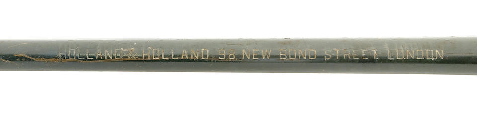 A fine 1½in. bore 'London' punt gun by Holland & Holland, no. 20118