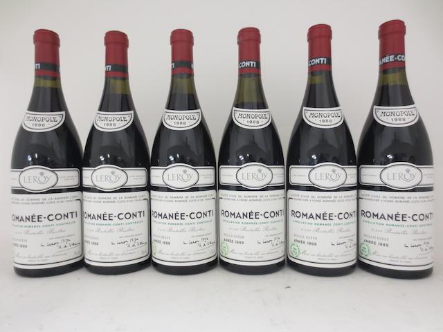 Romanee-Conti 1988 (12)