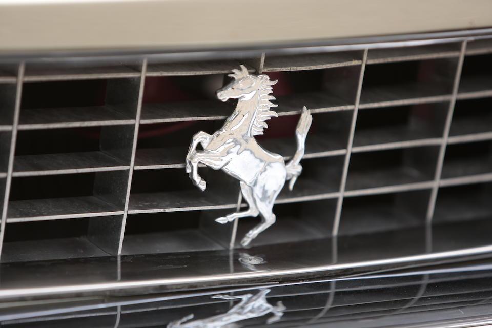Ferrari Classiche Certified,1965  Ferrari  330GT 2+2 Series II Berlinetta  Chassis no. 7613 Engine no. 7613