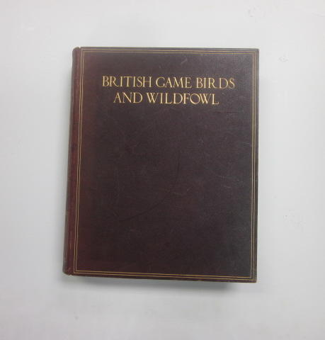 The Gun at Home and Abroad: British Game Birds and Wildfowl, LIMITED TO 950 COPIES