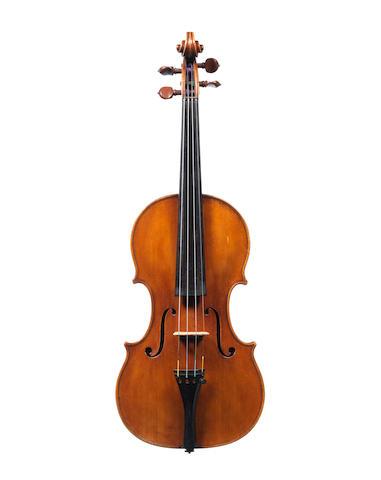 A Violin by Leandro Bisiach, Milan 1921 (3)