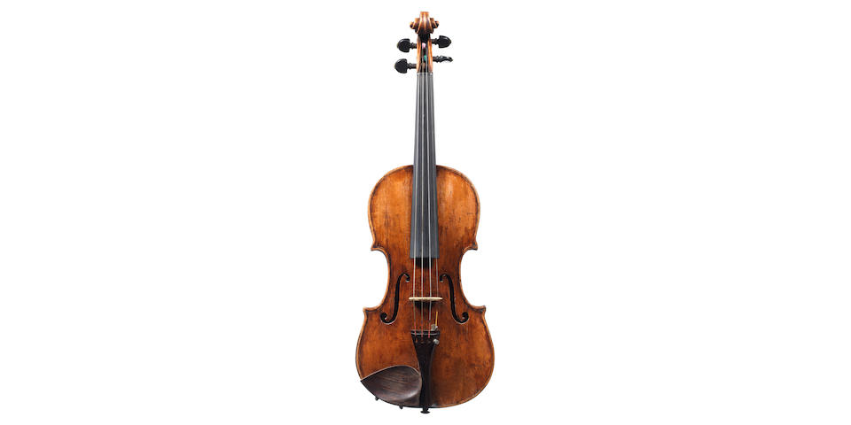 An interesting Violin of the Milan School circa 1760 (2)
