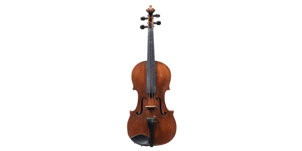 A Neapolitan Violin attributed to Eberle (3)